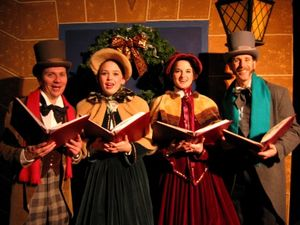 Carolers - New York Victorian Carolers