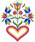 """Оригинал схемы вышивки  """"Цветочный узор """".  Цветочный узор, скатерти, салфетки, цветы, цветок, скатерти и салфетки..."""