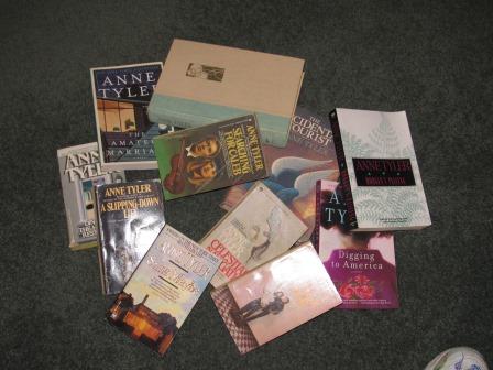 Annetylerbooks